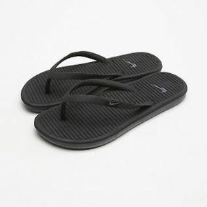Nike Women's Solarsoft II Flip-Flops, Sz 9 NWT